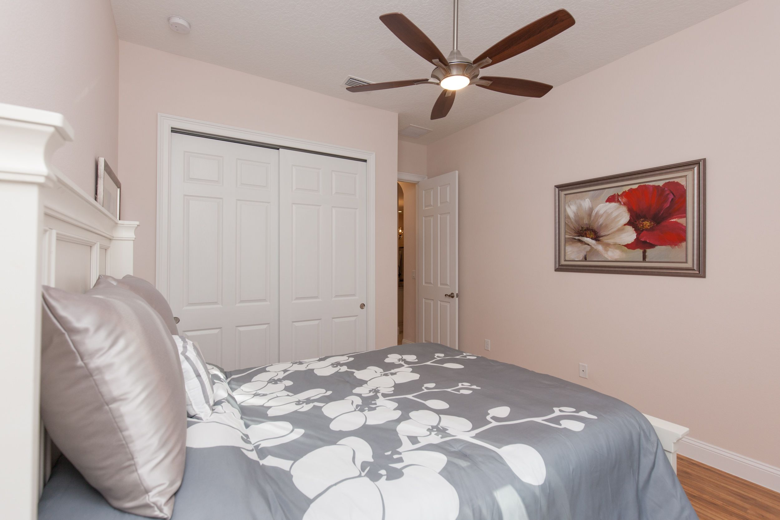 Bedroom featured in the ALISA. Certified Green home By Florida Green Construction