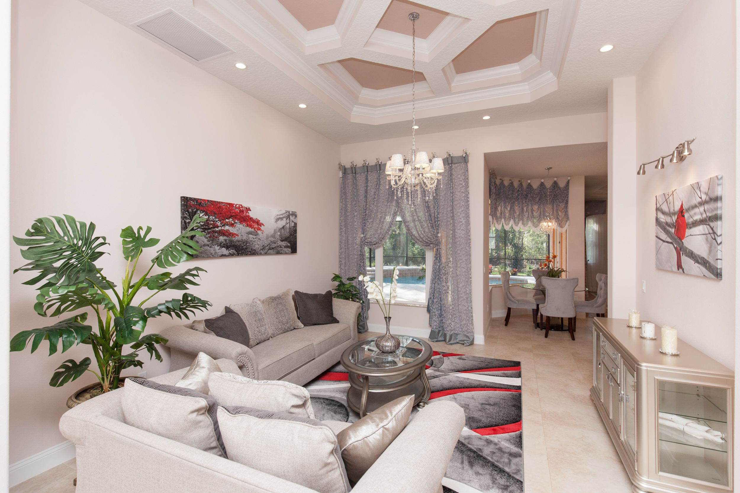 Living Area featured in the Alisa By Florida Green Construction in Daytona Beach, FL