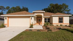 DANIELLA. Aging-In-Place Certified Green home - Florida Green Construction - Palm Coast: Palm Coast, Florida - Florida Green Construction