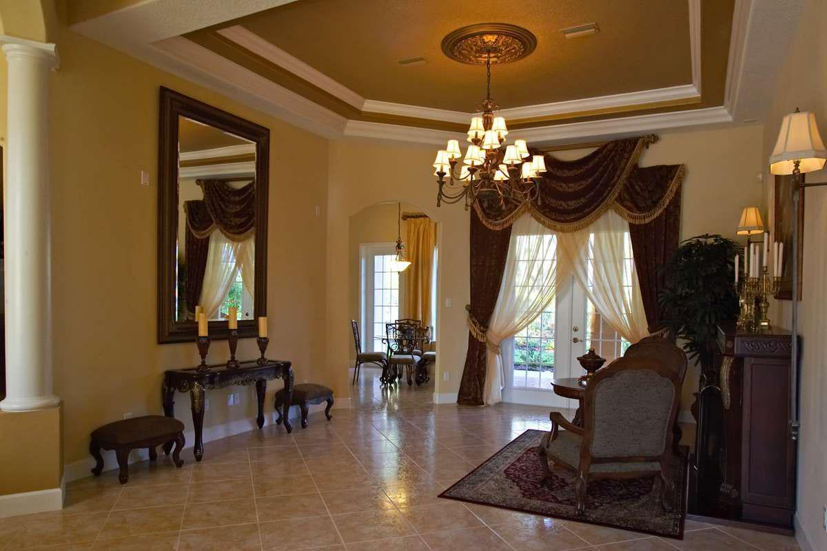 Living Area featured in the BIRCHWOOD 2 story. Certified Green Home By Florida Green Construction