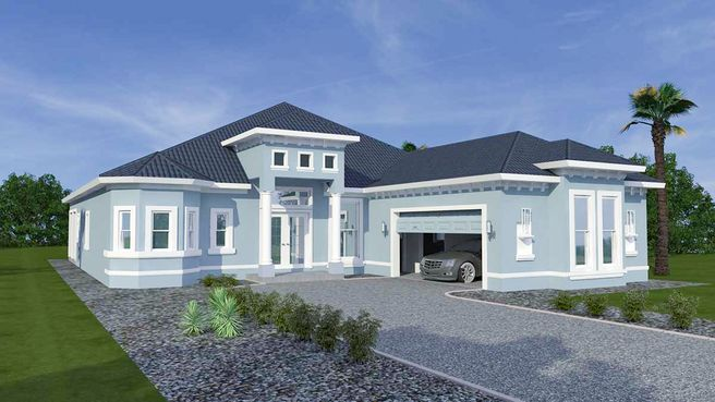 AMANDA. Certified Green home