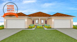 RENEE. Two-Family Certified Green Home - Florida Green Construction - Palm Coast: Palm Coast, Florida - Florida Green Construction