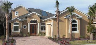 MARIA w/ Bonus Room. Certified Green home - Florida Green Construction - St. Augustine: Saint Augustine, Florida - Florida Green Construction
