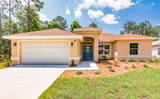 DANIELLA II. Aging-In-Place Certified Green home - Florida Green Construction -Deltona: Palm Coast, Florida - Florida Green Construction