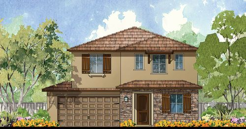 New Home Builders In Patterson Ca
