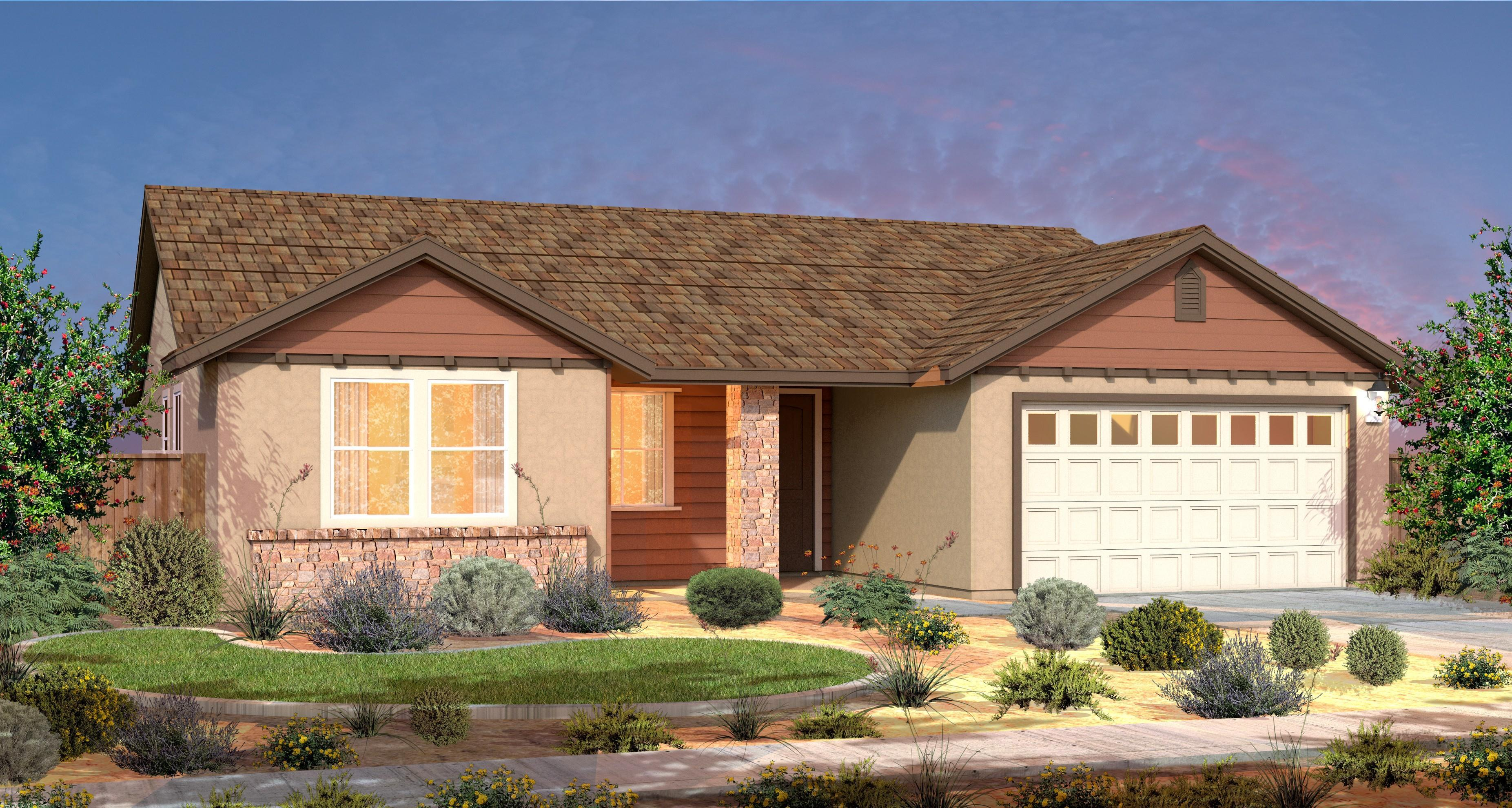 Exterior featured in The Forest By Florsheim Homes in Reno, NV