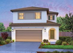 The Skyline - The Trails At Falling Leaf: Modesto, California - Florsheim Homes