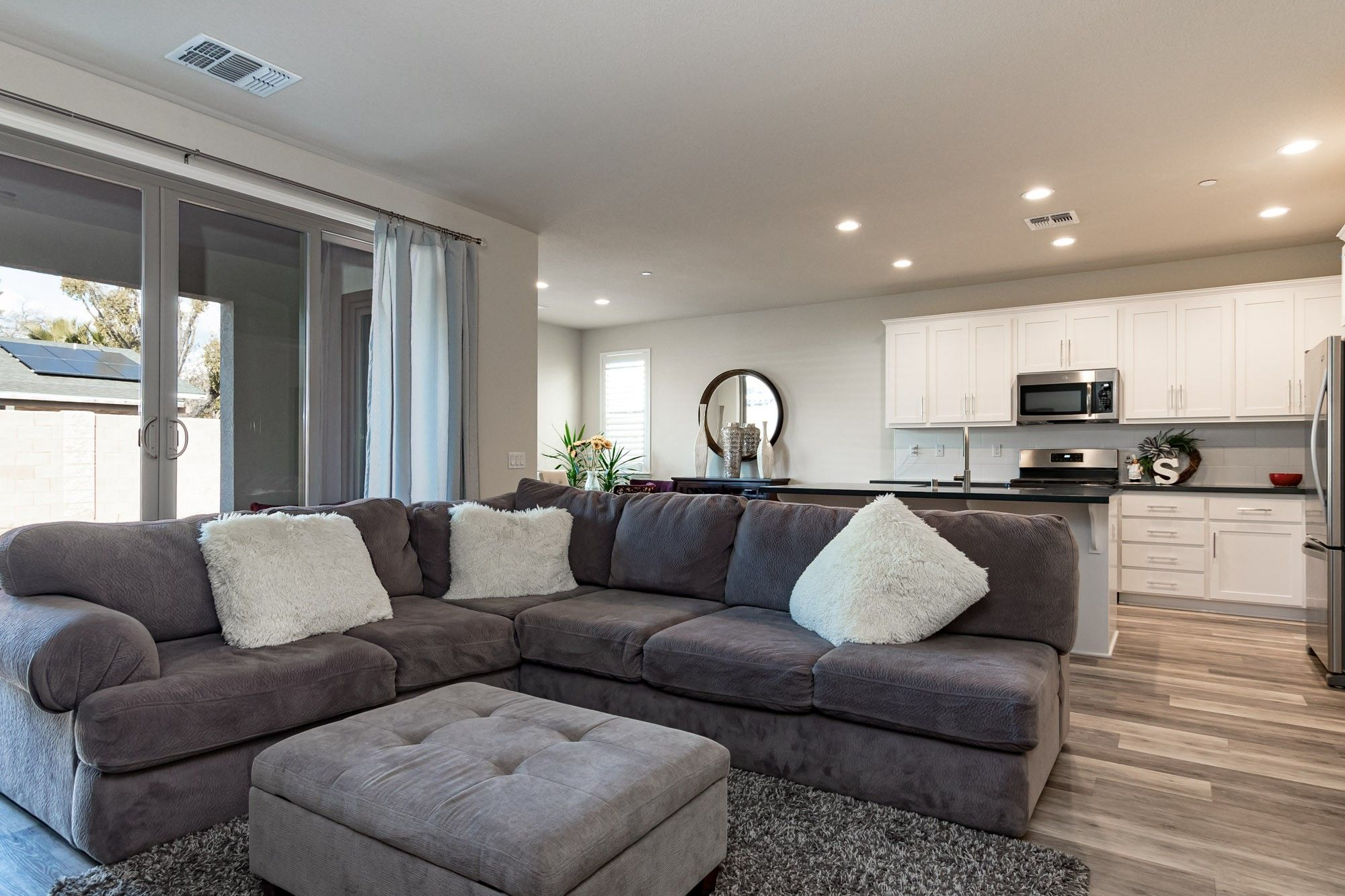 Living Area featured in The Ambiance By Florsheim Homes in Modesto, CA