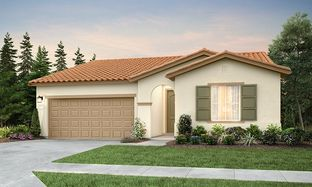 THE COLUMBIA - Calaveras Place II: Stockton, California - Florsheim Homes