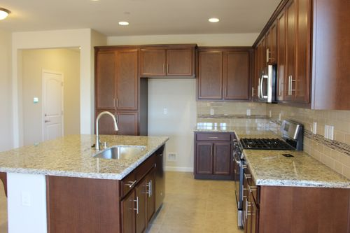 Kitchen-in-The Arbor-at-Rose Park in The Village-in-Modesto