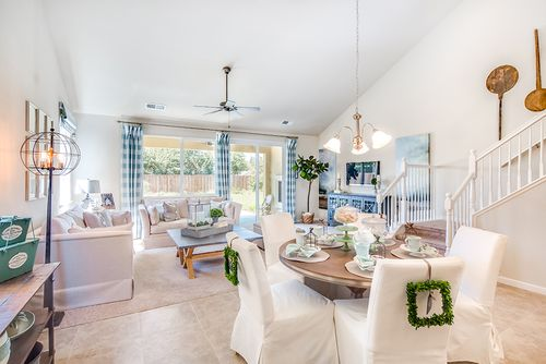 Greatroom-and-Dining-in-The Trellis-at-Rose Park in The Village-in-Modesto
