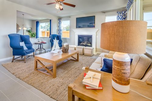 Greatroom-in-The Haven-at-Rose Park in The Village-in-Modesto