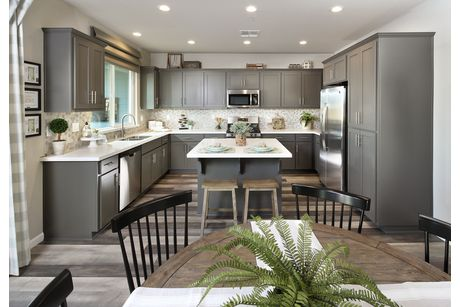 Kitchen-in-The Heartland-at-Rose Verde-in-Turlock
