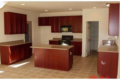 Kitchen-in-Barrington-at-Arbors of Rockwood-in-Eureka