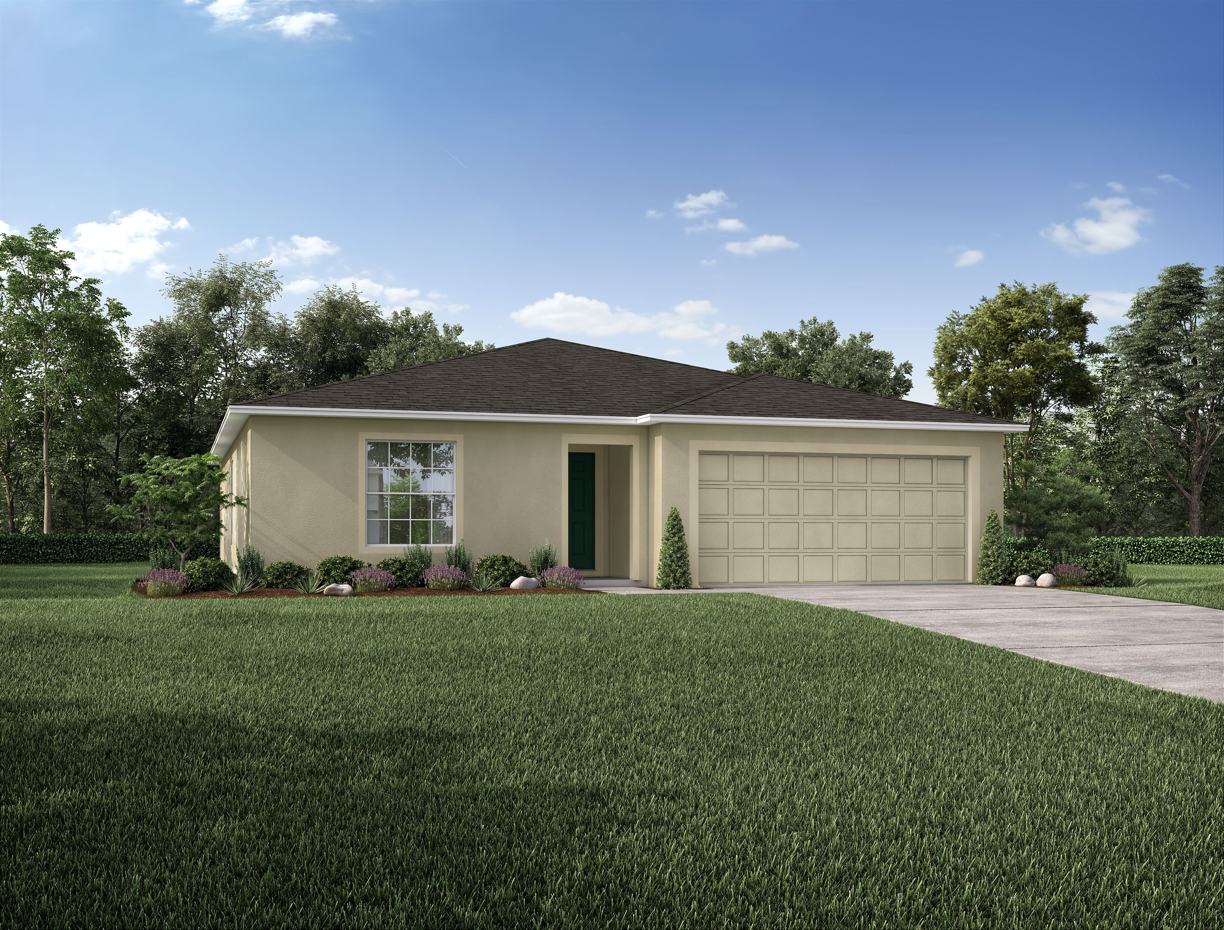 Exterior featured in the 1443 By Focus Homes in Daytona Beach, FL