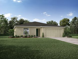 1443 - Poinciana: Poinciana, Florida - Focus Homes