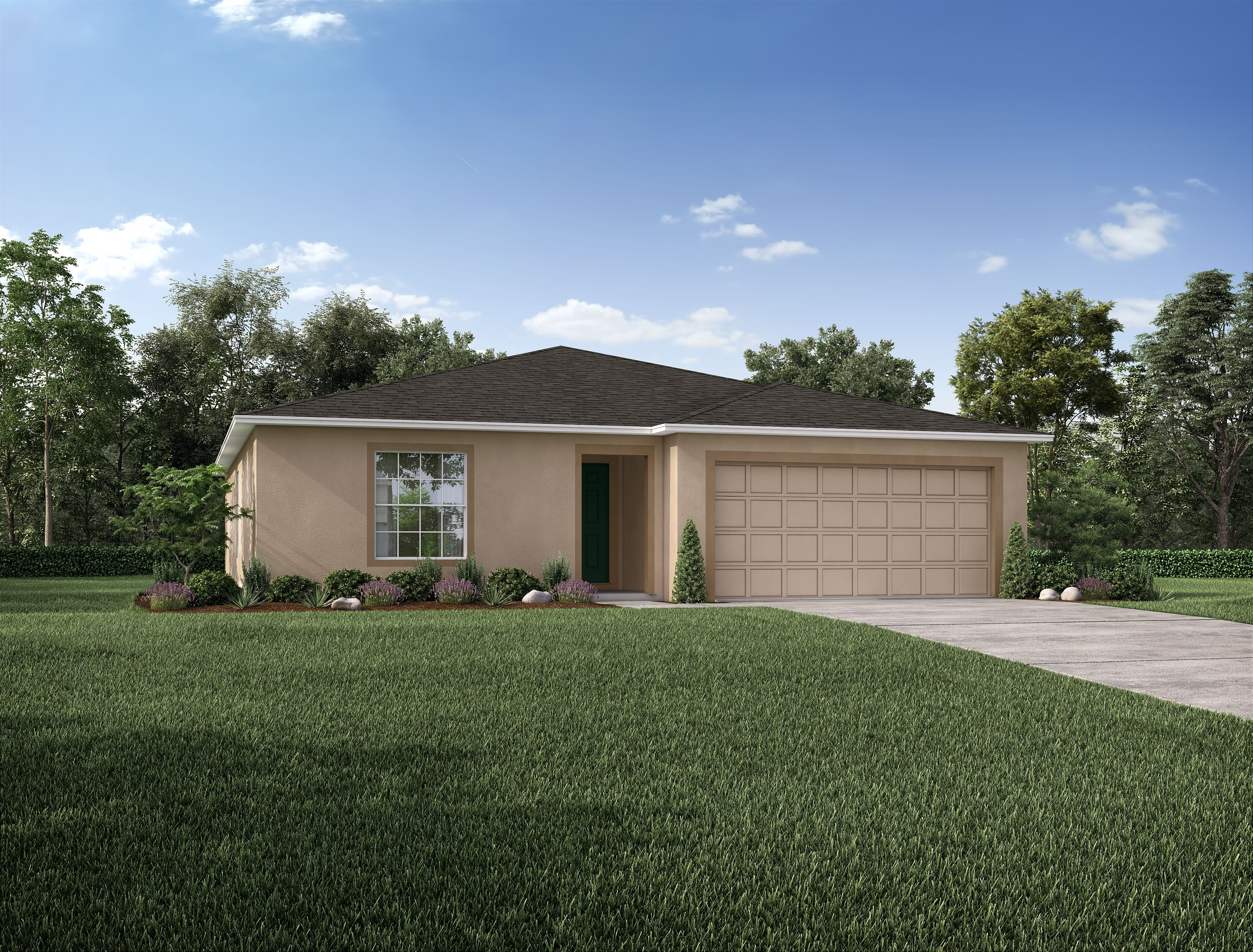 Exterior featured in the 1443 By Focus Homes in Orlando, FL