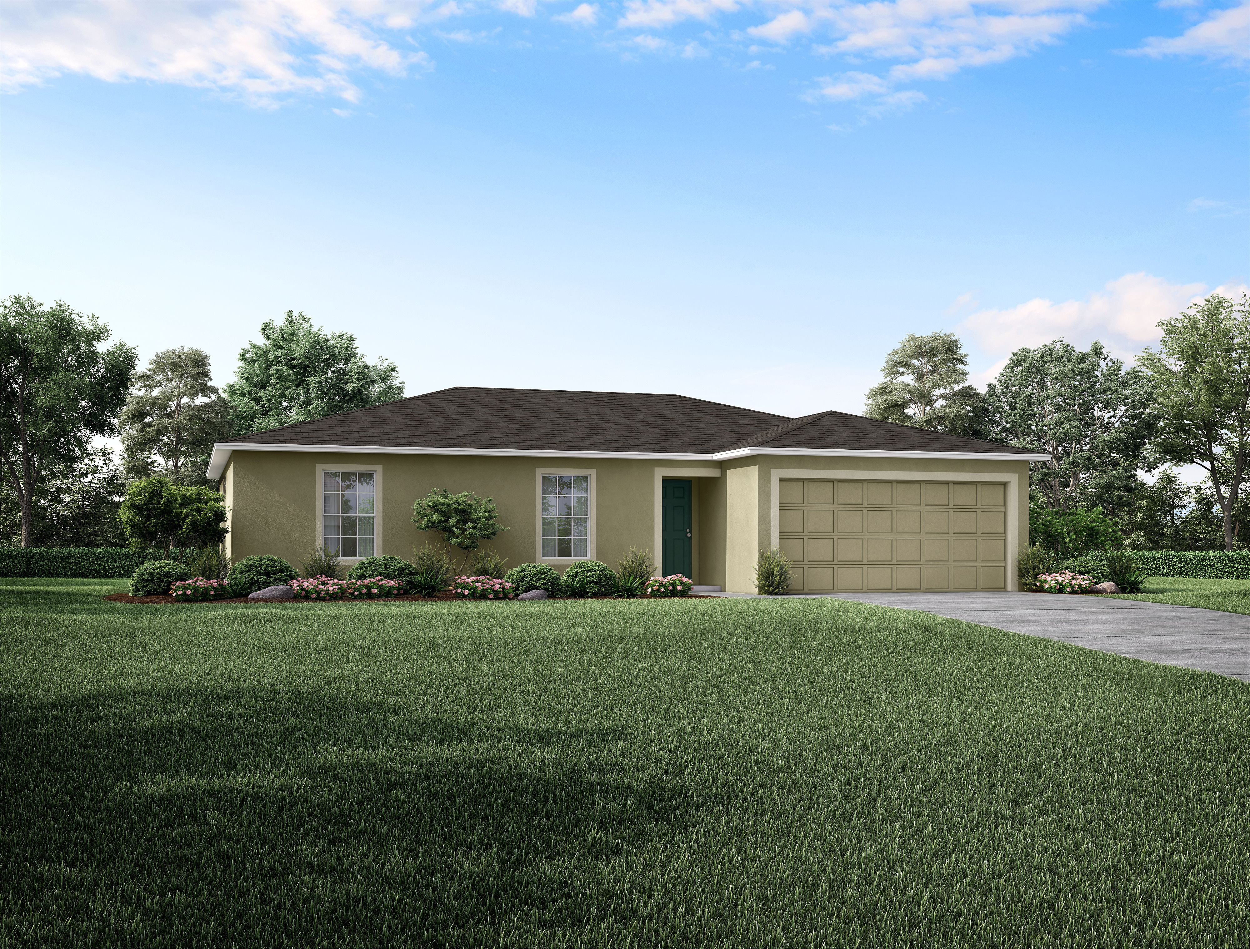 Exterior featured in the 1273 By Focus Homes in Orlando, FL