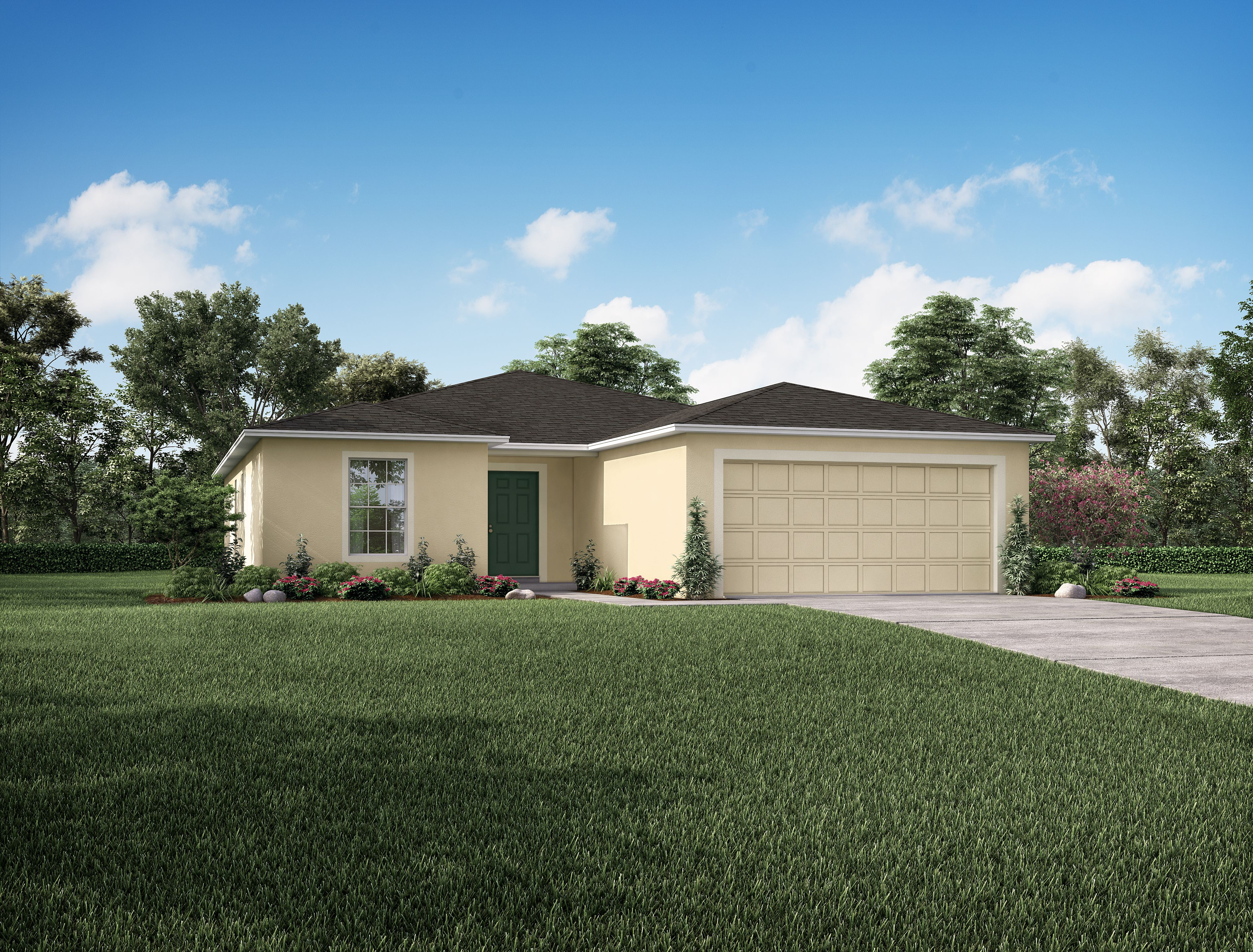 Exterior featured in the 1546 By Focus Homes  in Fort Myers, FL