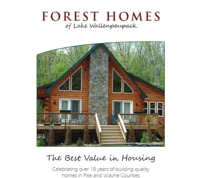 'Forest Homes of Lake Wallenpaupack' by The Coutts Group, LLC in Poconos