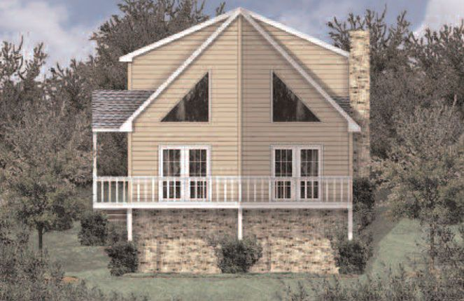 Exterior featured in the Seneca By The Coutts Group in Poconos, PA
