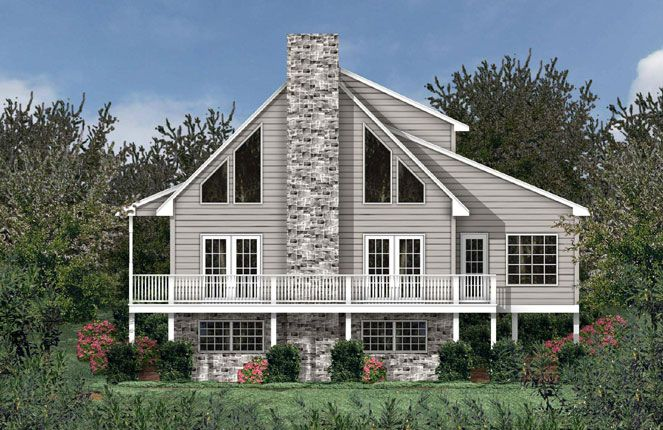 Exterior featured in the Lakewood By The Coutts Group in Poconos, PA