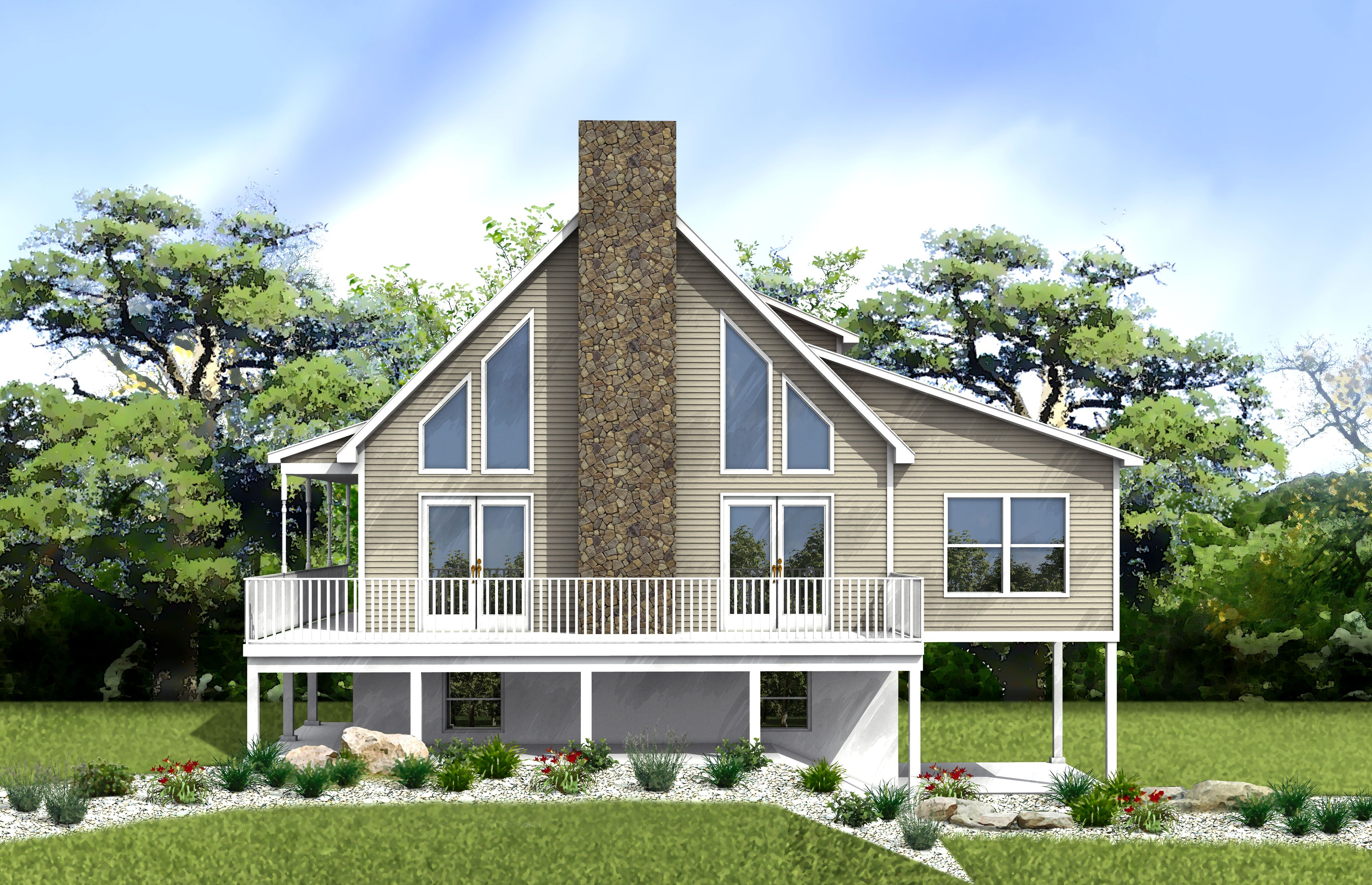 Exterior featured in the Lenape By The Coutts Group in Poconos, PA