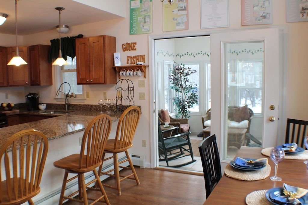 Kitchen featured in the Lenape By The Coutts Group in Poconos, PA