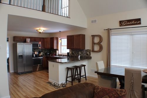 Kitchen-in-Hunter-at-Forest Homes of Lake Wallenpaupack-in-Hawley