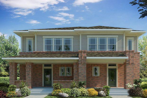 West Elk By David Weekley Homes Plan Denver Colorado 80238 West