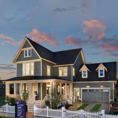The Asheville/Shenandoah - Parkwood Homes