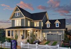 The Chesapeake/Shenandoah - Parkwood Homes