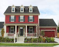 The Saybrook/Shenandoah- Parkwood Homes
