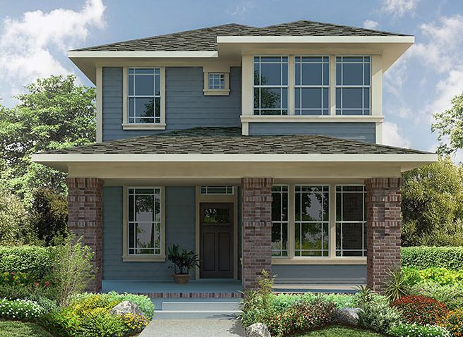 Summit Peak by David Weekley Homes