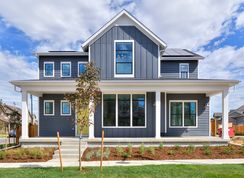 Revive by Thrive Home Builders - Central Park Denver: Denver, Colorado - Central Park