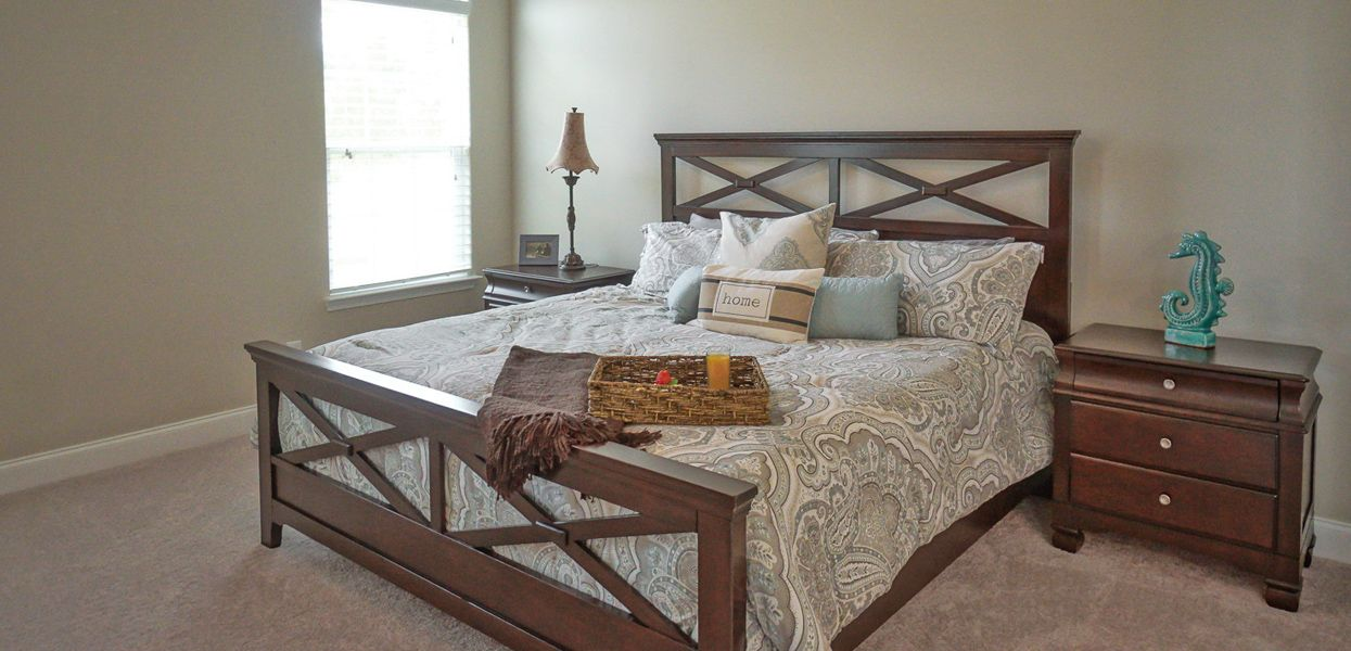 Bedroom featured in the Ashley By Forino Homes in Savannah, SC