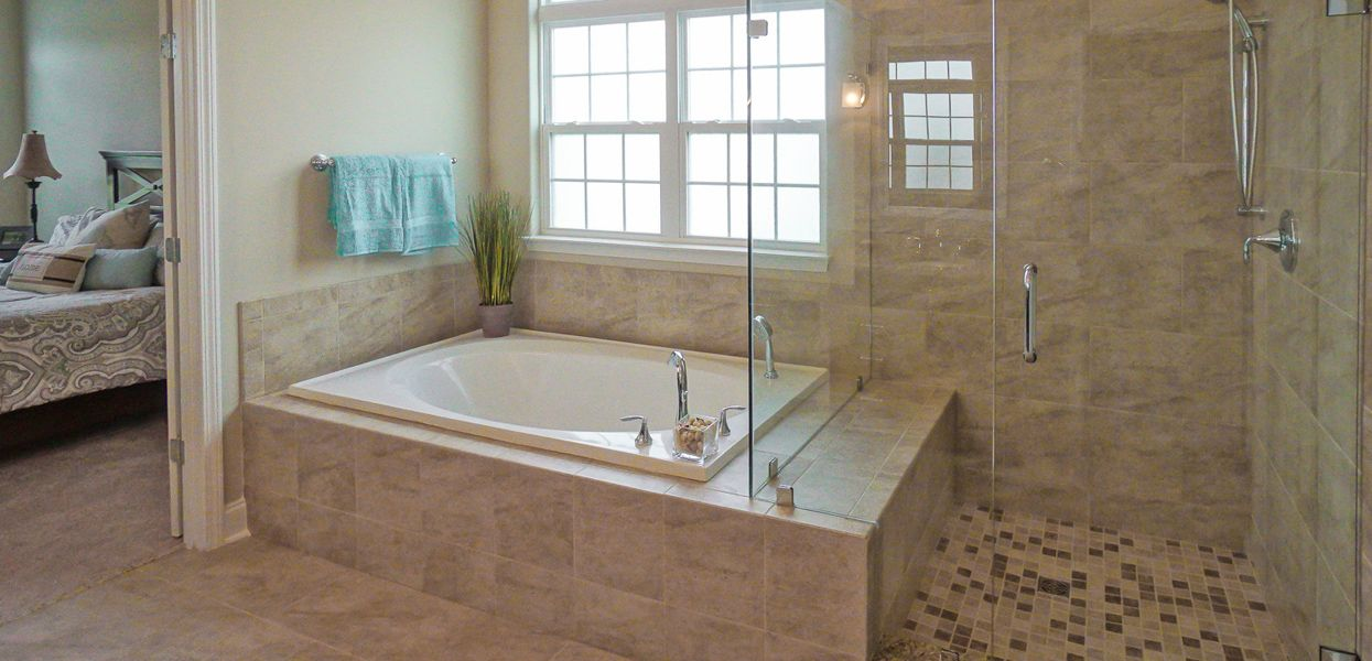 Bathroom featured in the Ashley By Forino Homes in Savannah, SC