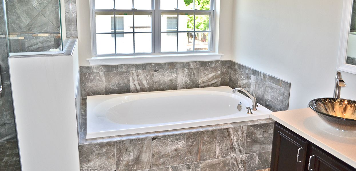 Bathroom featured in the Benjamin By Forino Homes in Reading, PA