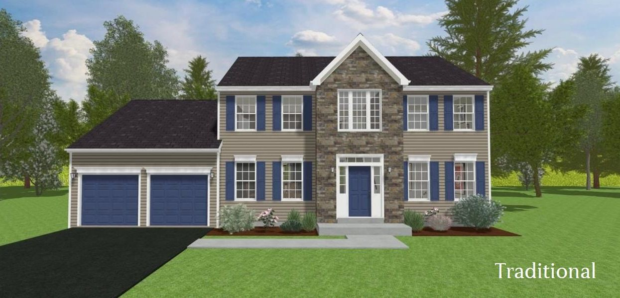 Exterior featured in the Celia By Forino Homes in Reading, PA