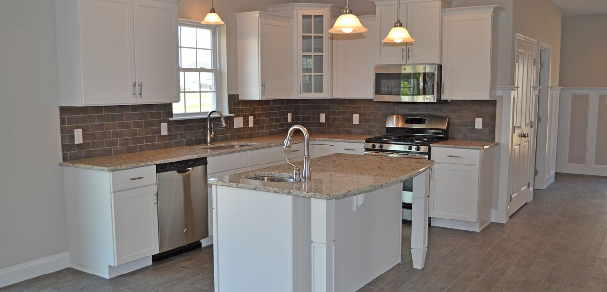 Kitchen featured in the Celia By Forino Homes in Reading, PA