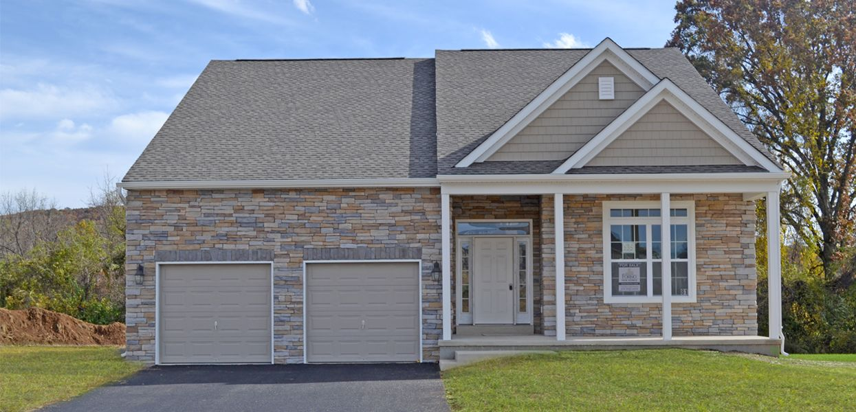 Exterior featured in the Lydia By Forino Homes in Reading, PA