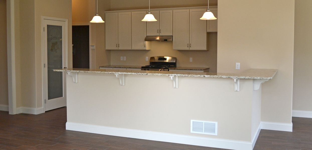 Kitchen featured in the Lydia By Forino Homes in Reading, PA