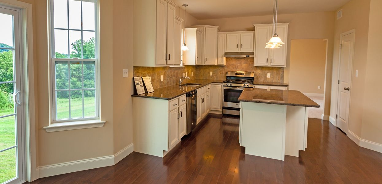 Kitchen featured in the Maine By Forino Homes in Reading, PA