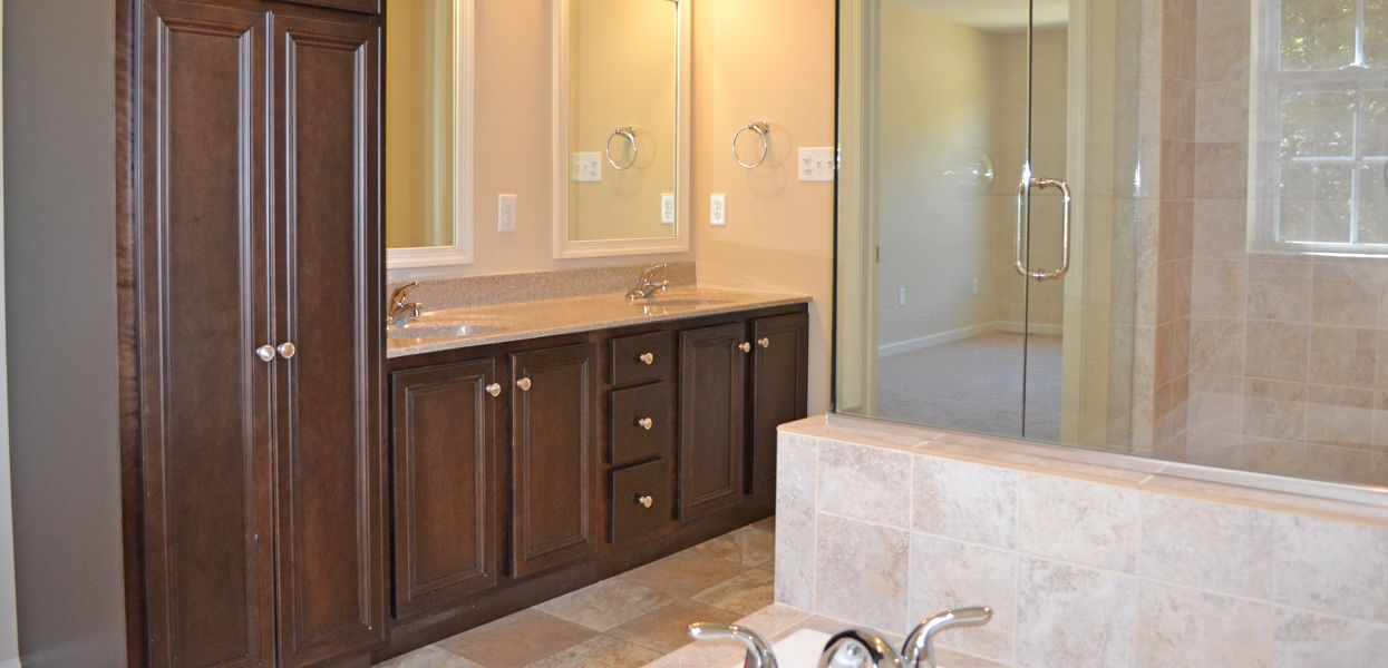 Bathroom featured in the Olivia By Forino Homes in Reading, PA
