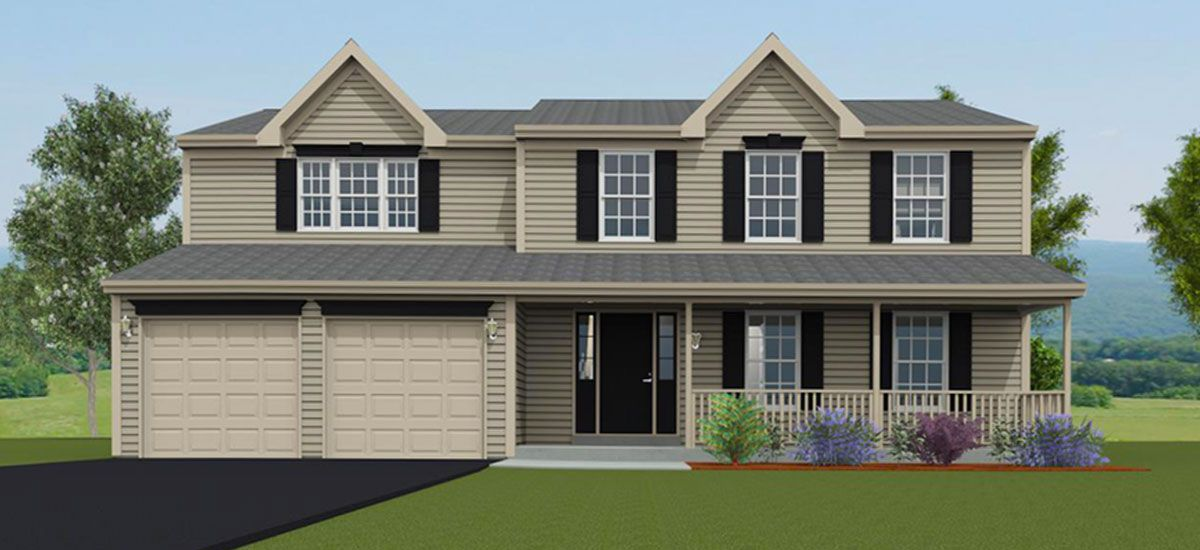 New Homes Search Home Builders And For Forino Plans In Leesport Pa Newhomesource