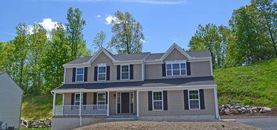 Stafford Ii Country Club Estates Reading Pennsylvania Forino Homes