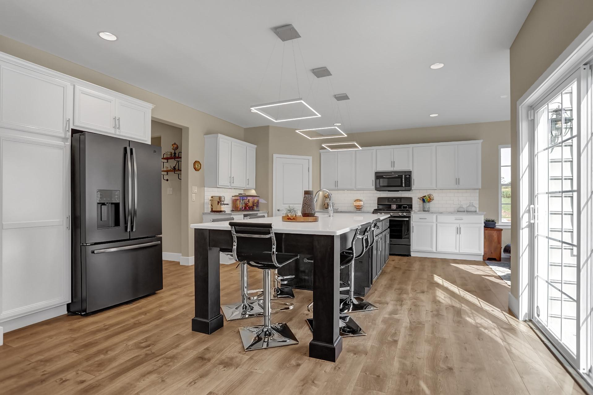 Kitchen featured in the Roman By Forino Homes in Reading, PA