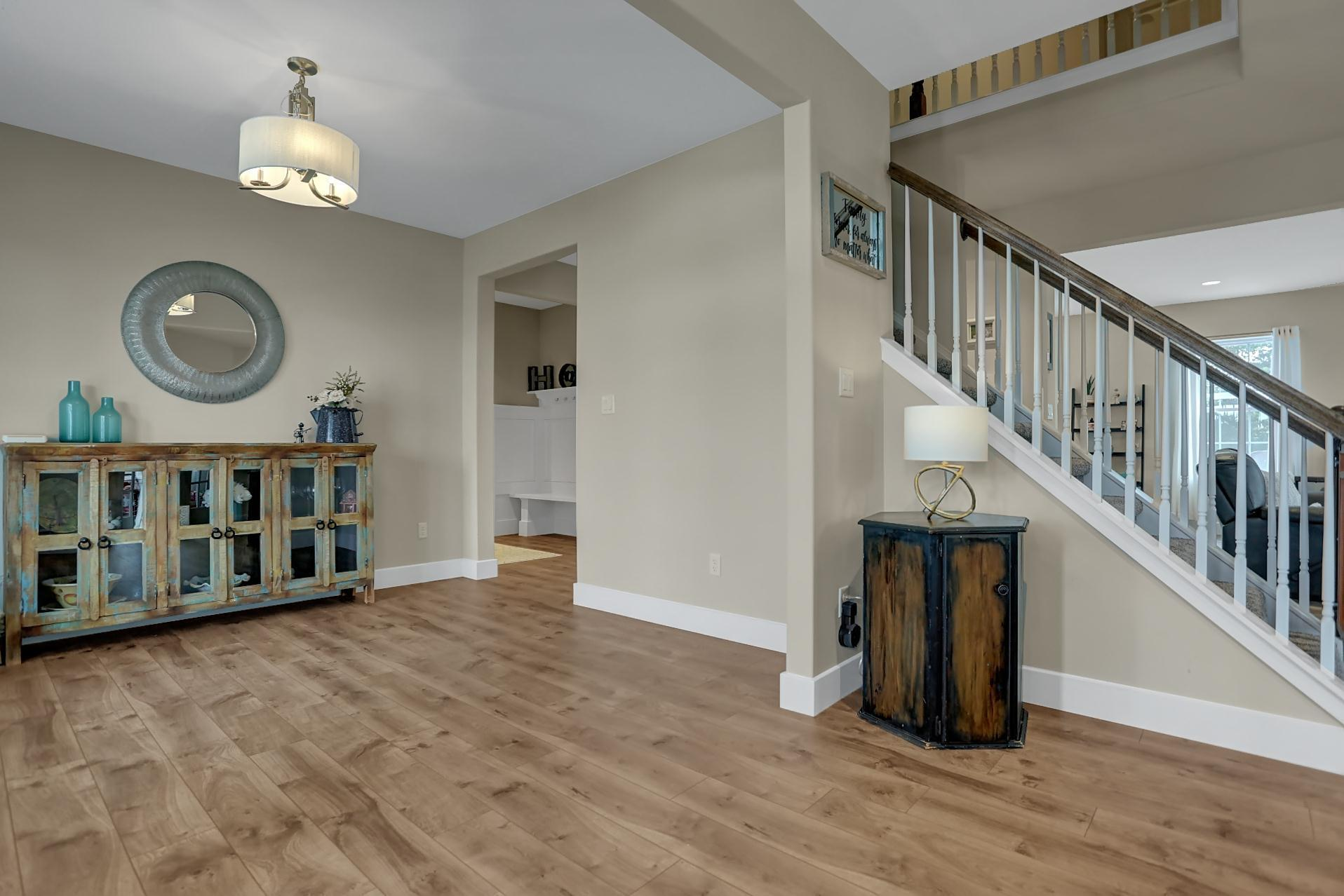 Living Area featured in the Roman By Forino Homes in Reading, PA