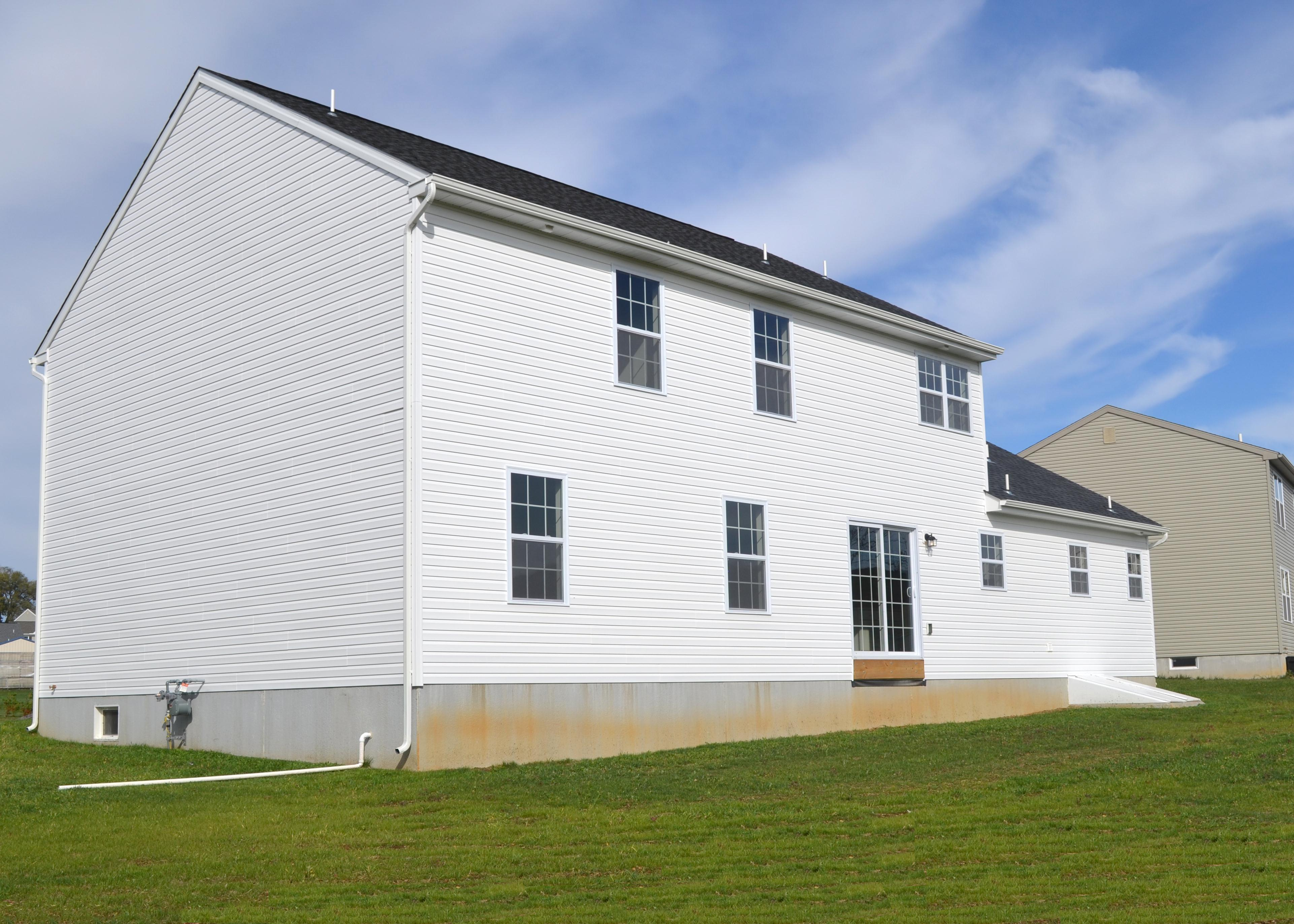 Exterior featured in the Cambridge By Forino Homes in Reading, PA