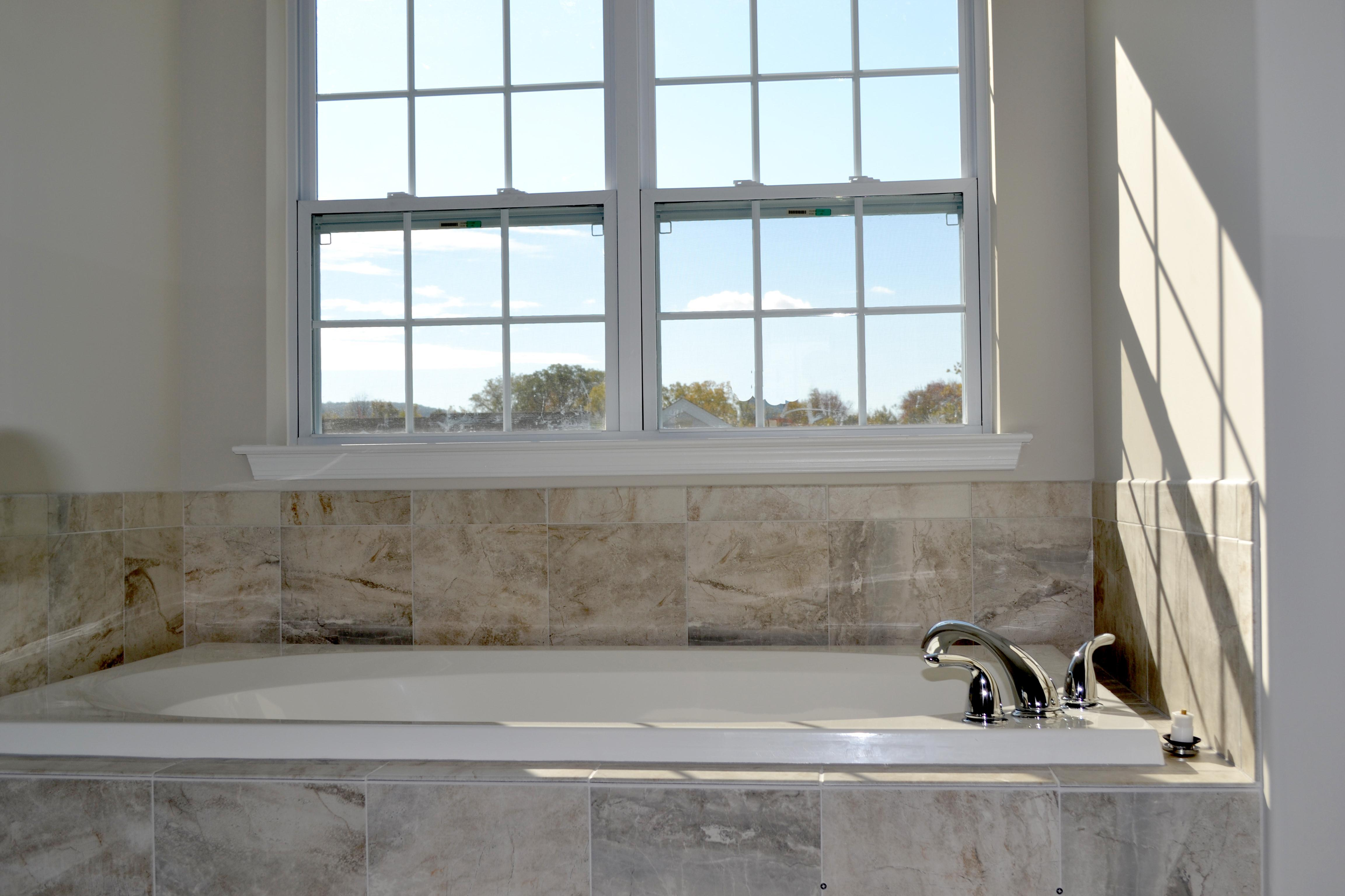 Bathroom featured in the Cambridge By Forino Homes in Reading, PA